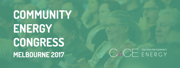 Community Energy Congress 2017