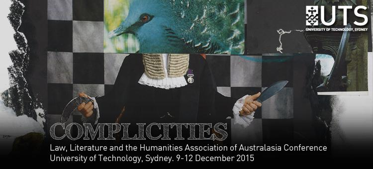 Law, Literature and the Humanities Association of Australasia Conference 2015