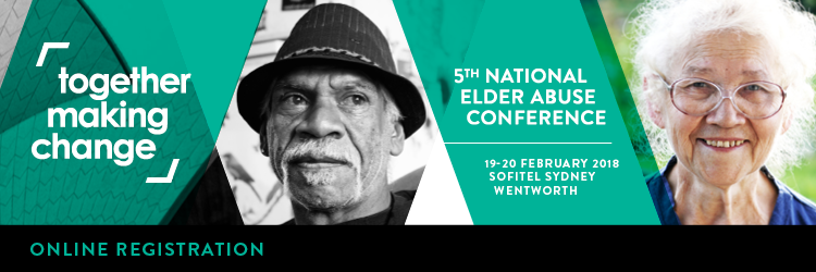 5th National Elder Abuse Conference